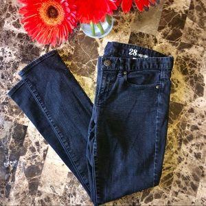 J. Crew Regular Charcoal Wash Toothpick Jeans